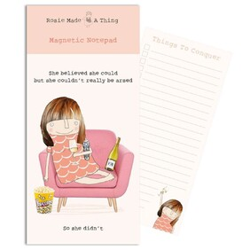 Believed Magnetic List Pad