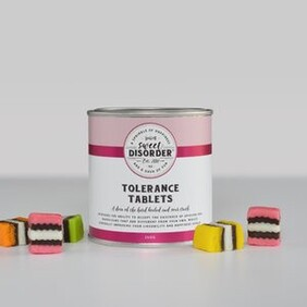 Tolerance Tablets